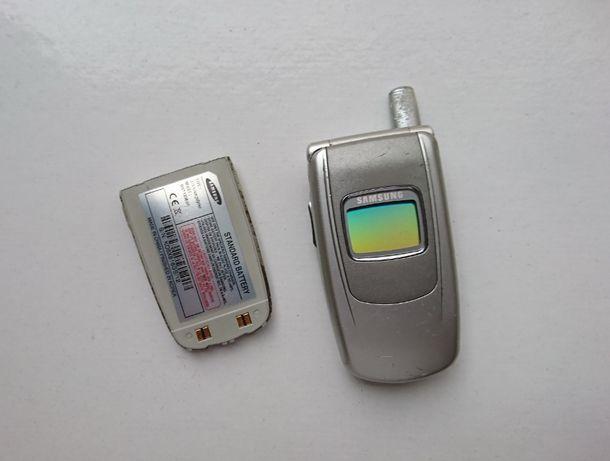 Раритет ретро телефон Samsung S500 (SGH-S500) раскладушка