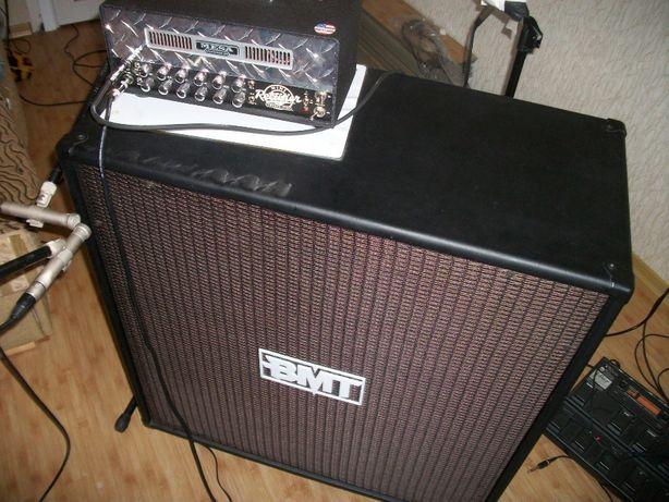 гитарный кабинет BMT с динамиками G12HAnniversary(как Marshall, Mesa)