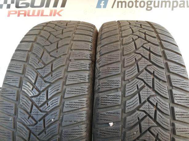 Opony zimowe 2x 205/55r17 95V Dunlop 17r 6mm