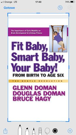 Glenn Doman. Fit baby, smart baby, your baby.