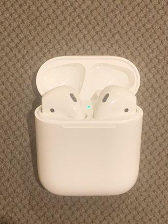 Słuchawki Apple Airpods 2