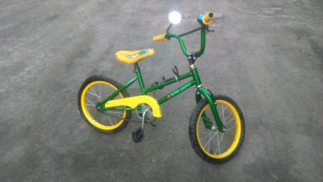 Rower dzieciecy 16
