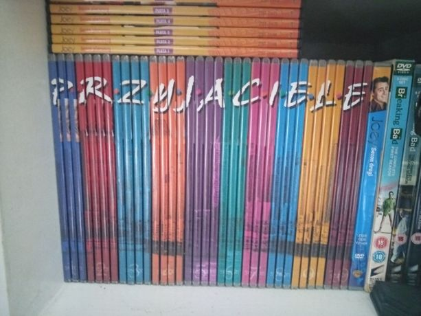 Przyjaciele Friends + Joey 2 sezony - dvd, wydanie specjalne, unikat