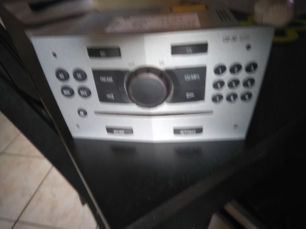 Radio CD 30 MP3 AUX opel