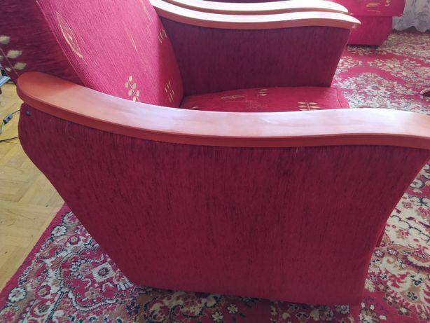 Fotele dwa używane