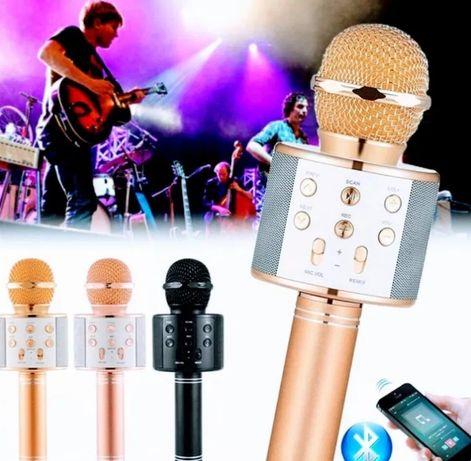 Mikrofon  Karaoke  Bluetooth! Jakość  Premium!