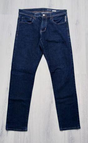 Edc jeansy męskie rurki 31/32