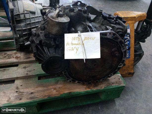Caixa velocidades Automatica GNY 150CV Bora