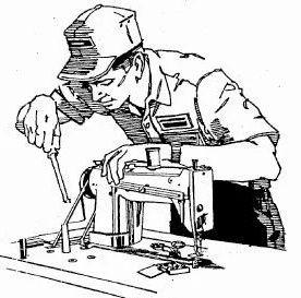 Ремонт,наладка бытовых и промышленных швейных машин.