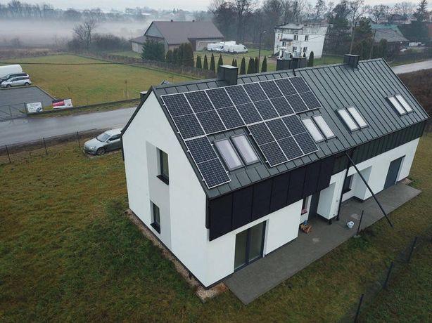 Panele fotowoltaiczne. Dostawa i montaż. Instalacja 10 kW! Full Black