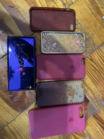 Чехлы на iPhone 5/5s/6/6s/7plus/8plus