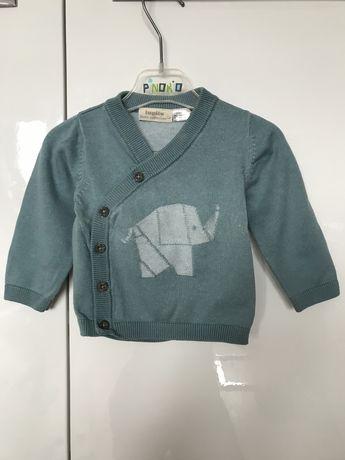 Sweterek niemowlęcy NOWY - rozmiar 62/68