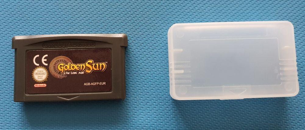 Golden Sun The Lost age - Game Boy Advance Konin - image 1