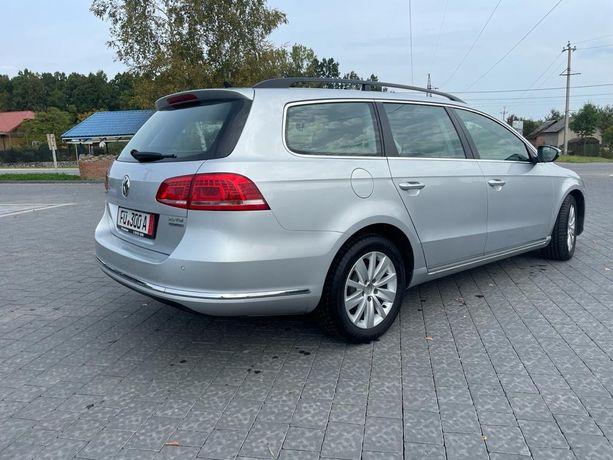 Volkswagen Passat B7 2.0tdi з Німеччини