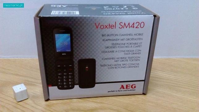 Telemovel aeg SM420