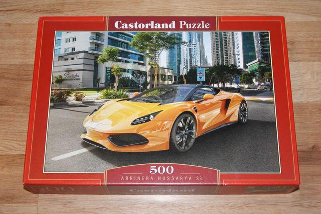 Puzzle Castorland 500 Arrinera Hussarya