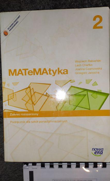 Książka do matematyki 2 Piekary Śląskie - image 1