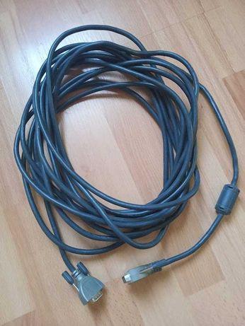 Кабель Bandridge DVI - VGA 10m