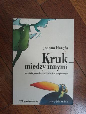 """Książka książeczka """"KRUK między innymi"""""""