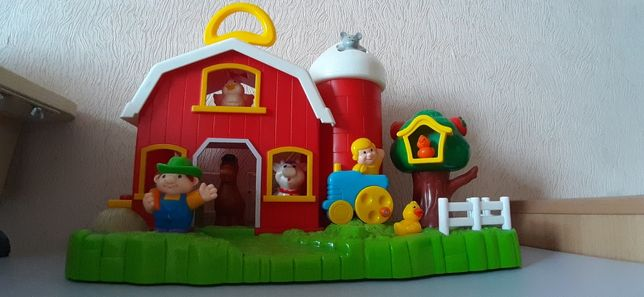Музыкальная ферма Игровой набор Kiddieland-preschool