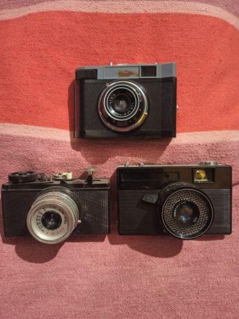 Фотоаппараты старые