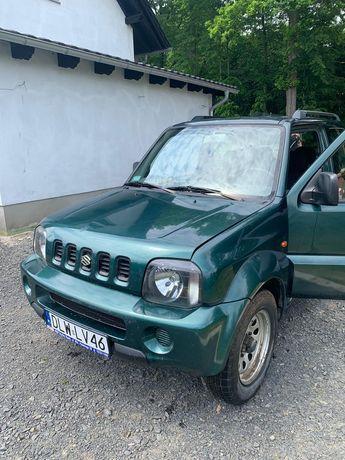 Suzuki Jimny 2000 LPG