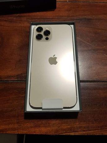 Iphone 12pro złoty 128gb JAK NOWY!
