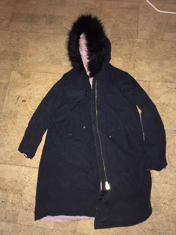 Зимний Двухсторонний пуховик, куртка, пальто Zara