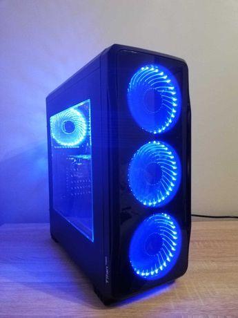 KOMPUTER I5-6500/RX 460 4GB/ 16 GB Ram/Ssd/Hdd/600W