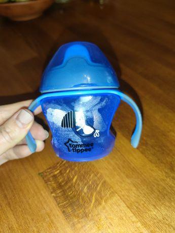 Чашка-непроливайка tommee tippee 150 мл