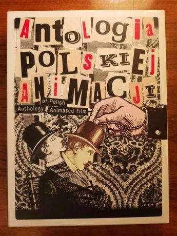 Antologia Polskiej Animacji DVD PL