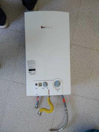 Esquentador vulcano 11 lt gaz natural