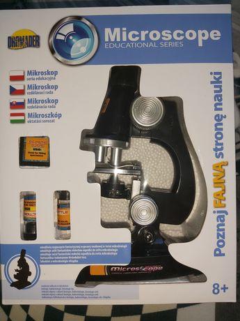 Mikroskop edukacyjny