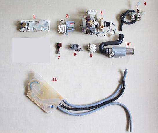 Zmywarka Ariston LV 460 A IX lv460aix na części / pompa zawór grzałka