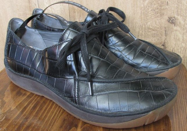 Балетки туфли мокасины Clarks 38 размера, стелька 24,5см Оригинал
