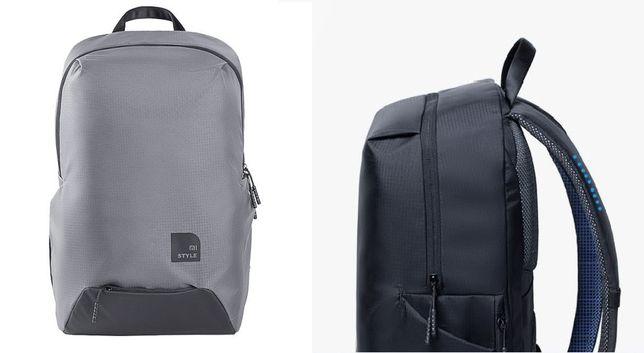 Рюкзак Xiaomi Mi Style Leisure Sports Backpack Black/Grey 2800 руб.