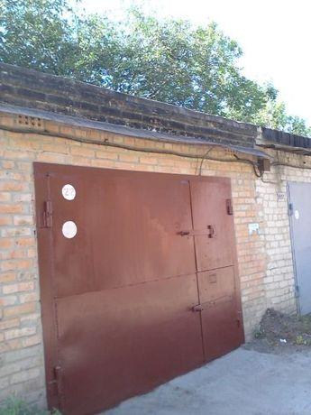 Продам кап. гараж.