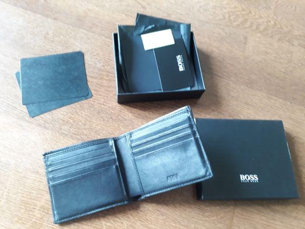 Carteira / Porta cartões Hugo Boss original (com entrega*)