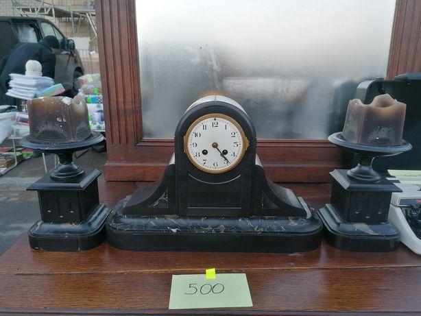 Zegar z marmuru Antyk