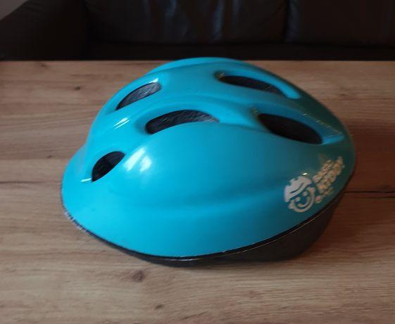 Kask rowerowy BTWIN Basic Kiddy na rower dla dziecka 47-53