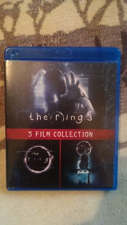 """""""The Ring"""" - 3 film collection (3 blu-ray)"""