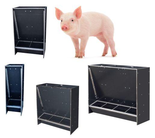 AUTOMAT PASZOWY dla trzody-różne pojemności-karmnik na sucho-Wysyłka