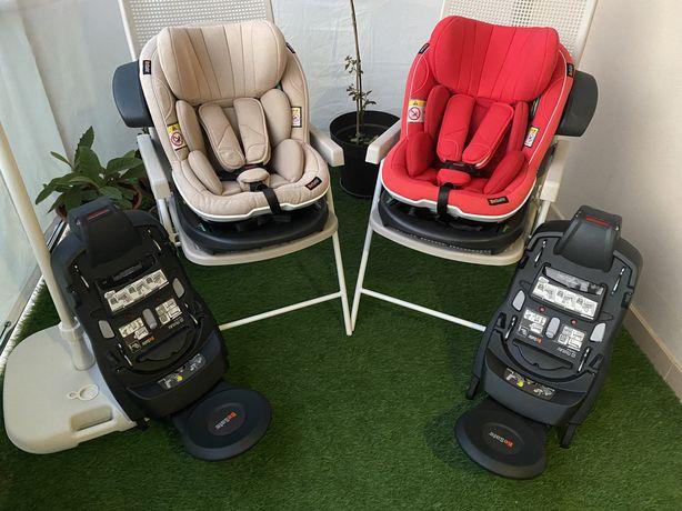Cadeiras auto Besafe Izi Modular I-size + Base Isofix