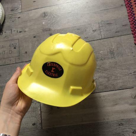 Kask dzieciecy strażaka/elektryka