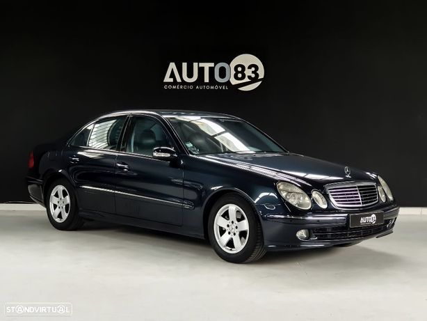 Mercedes-Benz E 220 CDi Avantgarde Aut.