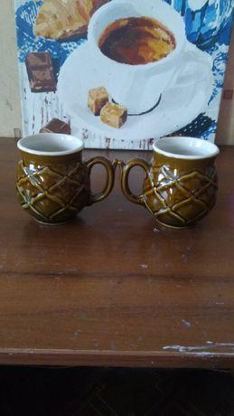 Чашки декоративные