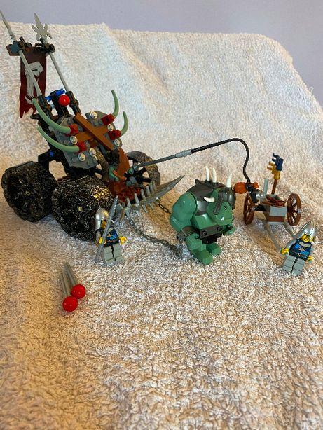 Klocki Lego Castle 7038, Wagon szturmowy trolli