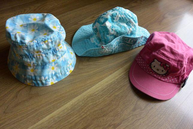 śliczny i modny zestaw na lato dla małej dziewczynki r.52-54, polecam