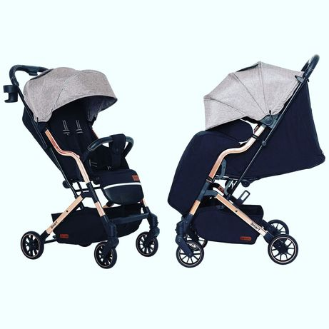 Прогулочная коляска Carrello Smart