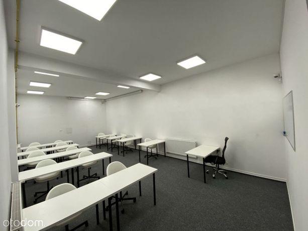 Wynajem sali szkoleniowej na 20 osób 50zł/h